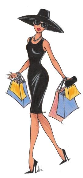 shopping diva Gallery