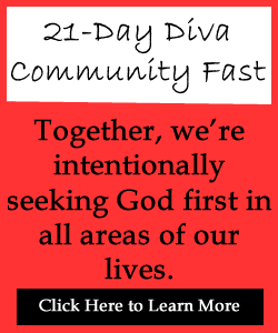 February Dates for our 21-Day Diva Community Fast