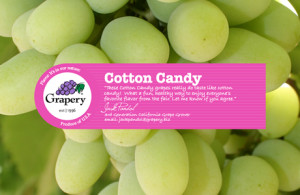 Cotton Candy Grapes:  Sugary Treat or Tasty Health Food?