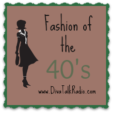 Fashion Through the Years – 1940's Style