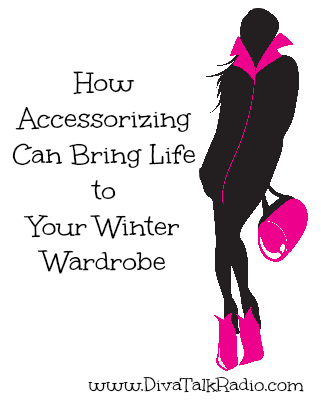 accessorizing winter wardrobe