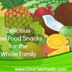 delicious raw food snacks