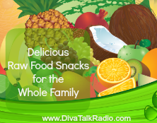 Delicious Raw Food Snacks for the Whole Family
