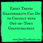 eight things grandparents can do to connect