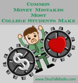 Common Money Mistakes Most College Students Make
