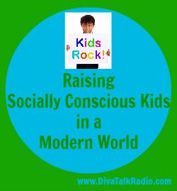 Raising  Socially Conscious Kids in a Modern World