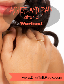 aches pain after workout