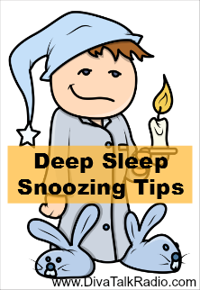deep sleep snoozing tips