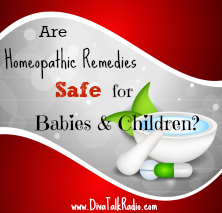 are homeopathic remedies