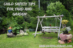 Child Safety Tips for Yard and Garden