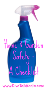 Home and Garden Safety – A Checklist
