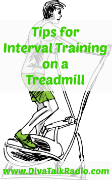 tips interval training on treadmill