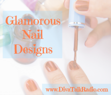 glamorous nail designs