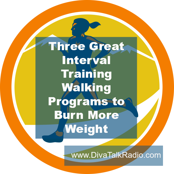 interval training walking programs