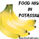 food high in potassium