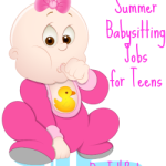 summer babysitting jobs teens
