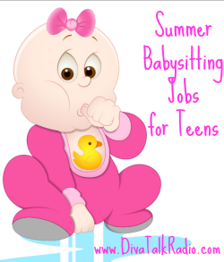 Summer Babysitting Jobs for Teens