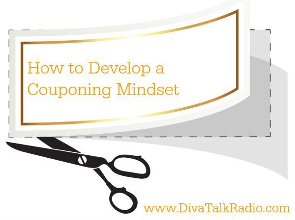 how to develop couponing mindset