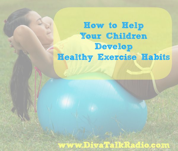 children healthy exercise habits