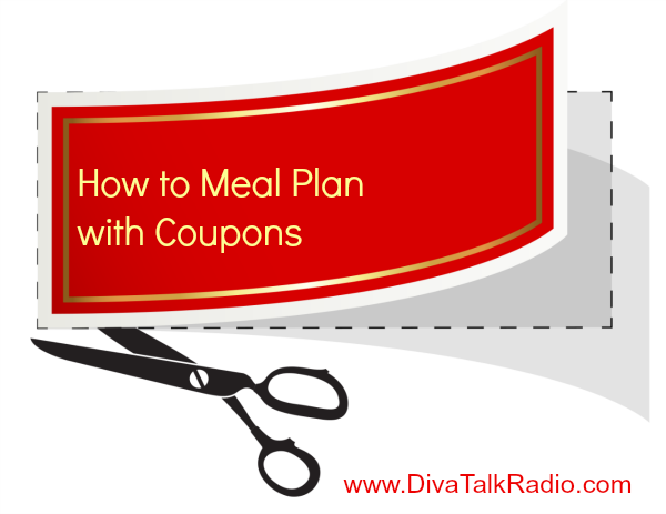 how to meal plan with coupons
