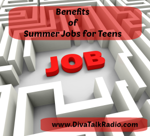 benefits of summer jobs teens