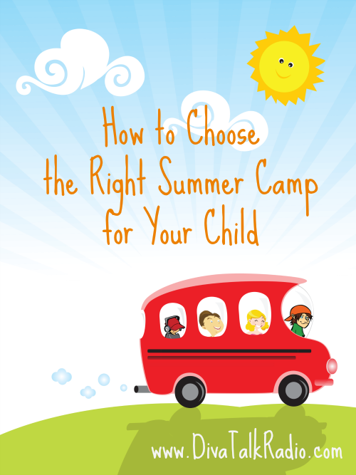 choose right summer camp