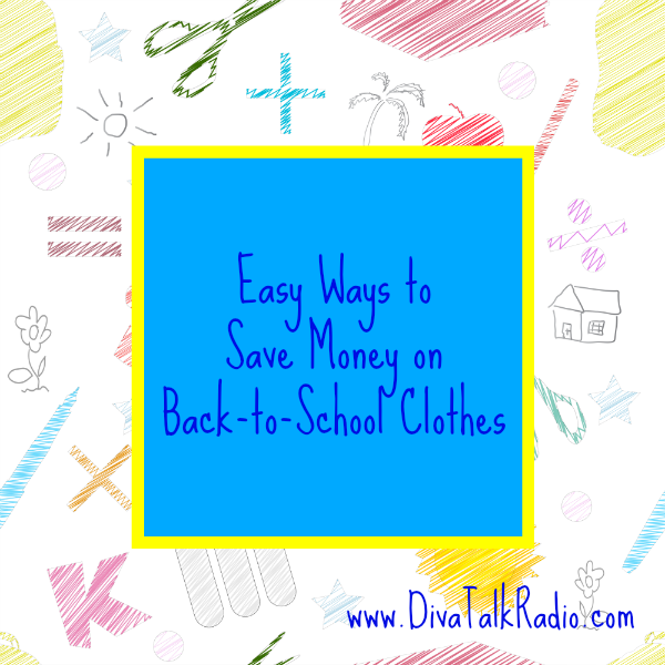 easy ways save money back to school clothes