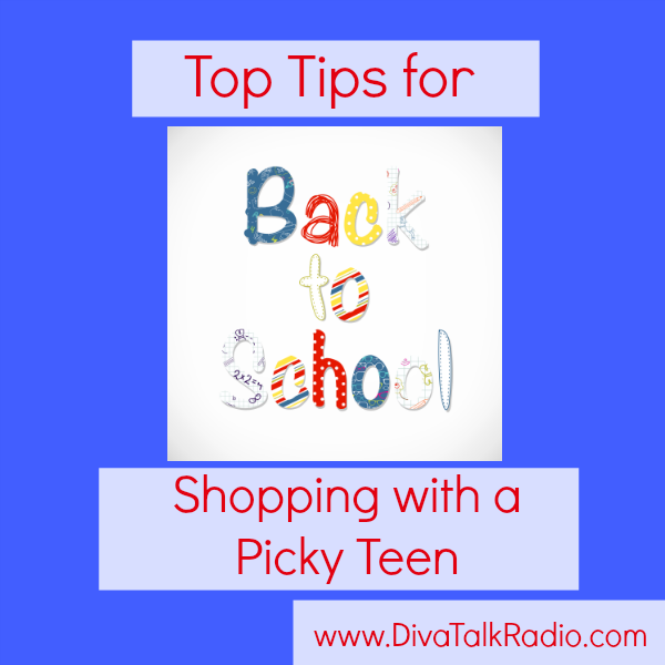 top tips back to school shopping picky teen