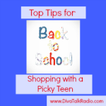 top tips back to school shopping picky teen-