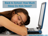 Back to School: How Much Sleep Do Kids Need?