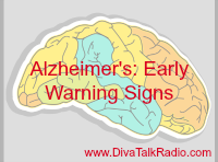 Alzheimer's: Early Warning Signs