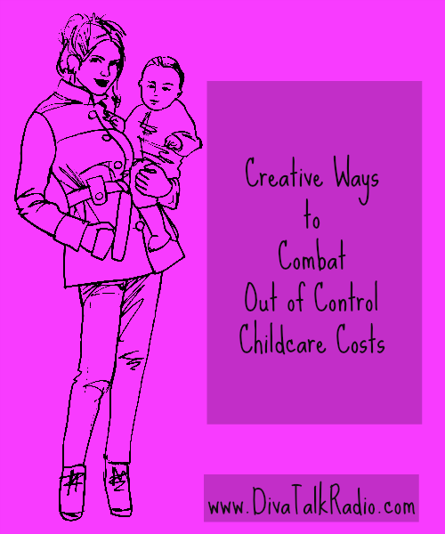 combat childcare costs