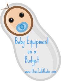 baby equipment on budget