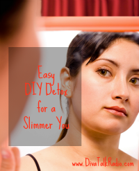 Easy DIY Detox for a Slimmer You