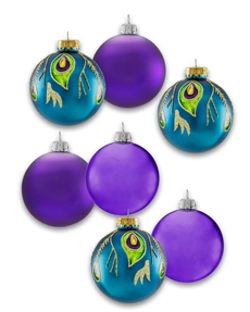 peacockornaments