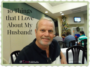 10 Things that I Love About My Husband