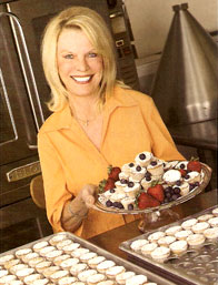 After Using Half Of Her Divorce Settlement To Launch Tennessee T Cakes In 1993 Barkley Now S Over One Million Per
